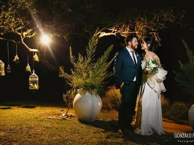 El casamiento de Carolina y Nahuel