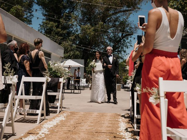 El casamiento de Eze y Eve en Palermo, Capital Federal 3