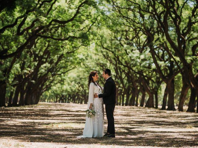 El casamiento de Eze y Eve en Palermo, Capital Federal 8
