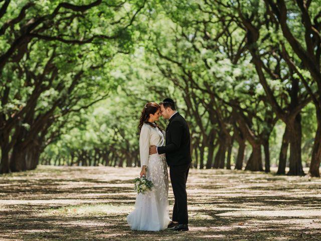 El casamiento de Eze y Eve en Palermo, Capital Federal 9