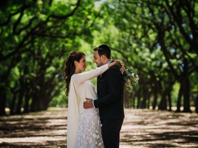 El casamiento de Eze y Eve en Palermo, Capital Federal 10
