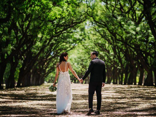 El casamiento de Eze y Eve en Palermo, Capital Federal 11