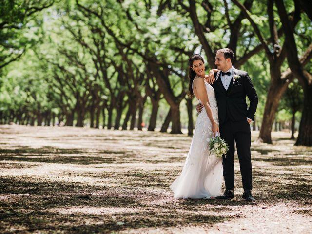 El casamiento de Eve y Eze