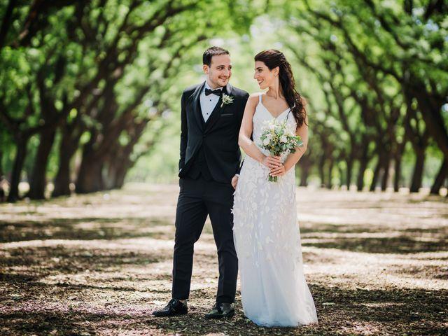 El casamiento de Eze y Eve en Palermo, Capital Federal 15