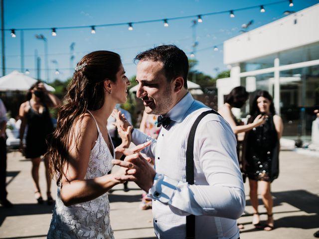 El casamiento de Eze y Eve en Palermo, Capital Federal 16