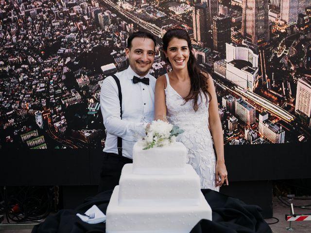 El casamiento de Eze y Eve en Palermo, Capital Federal 17