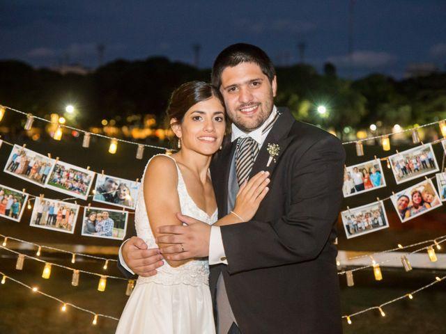 El casamiento de Sofía y Antonio