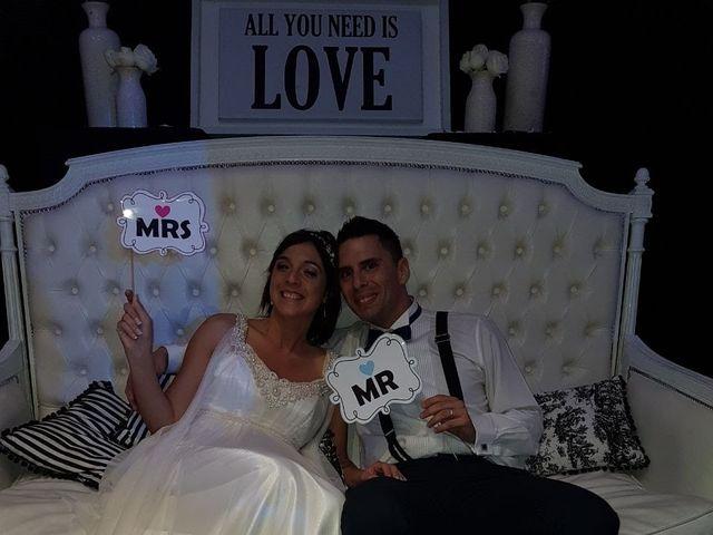 El casamiento de Soledad y Mariano