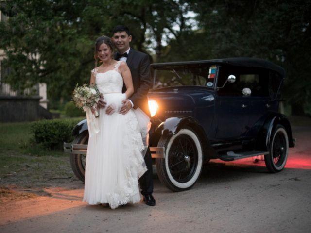 El casamiento de Ely y Fabi