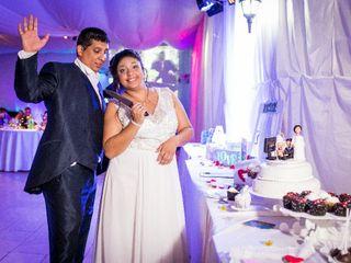 El casamiento de Luciana  y Walter