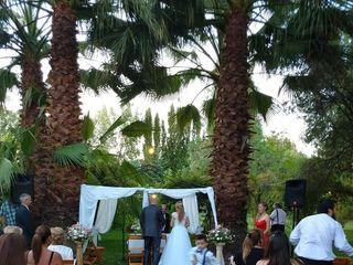 El casamiento de Andrea y Diego 1