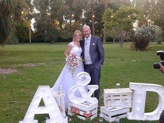 El casamiento de Andrea y Diego 2