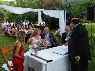 El casamiento de Andrea y Diego