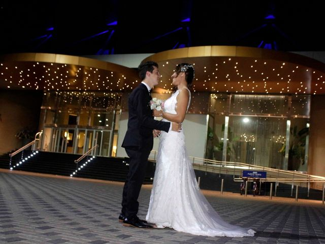 El casamiento de Diana y Nicolas