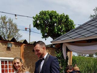 El casamiento de Vanesa y Dario 1