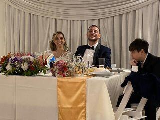 El casamiento de Vanesa y Dario