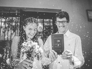 El casamiento de Kari y Brian  3