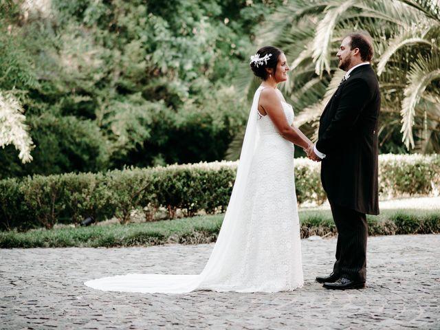 El casamiento de Lucía y Tomás