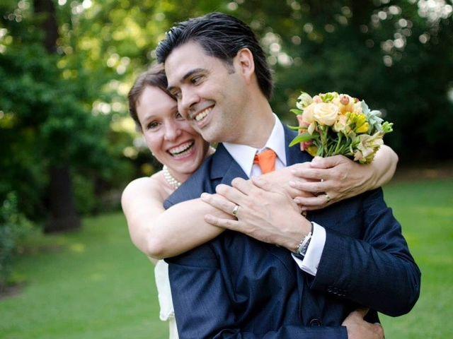 El casamiento de Heidi y Fabian