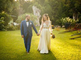 El casamiento de Sole y Diego