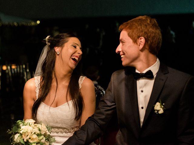El casamiento de Yamila y Juan