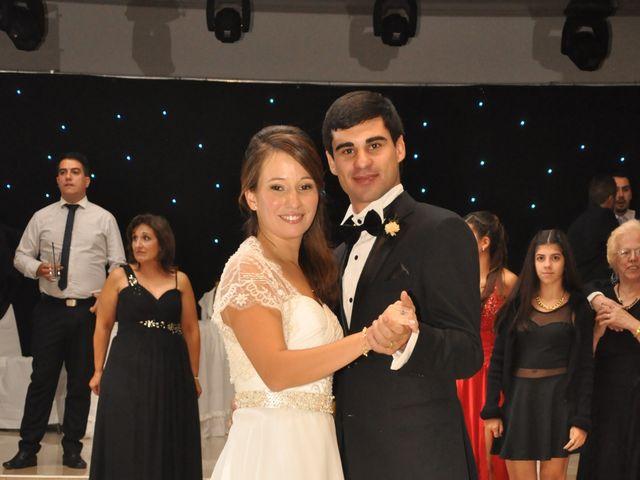 El casamiento de J. Manuel y Gisela en Mendoza, Mendoza 14