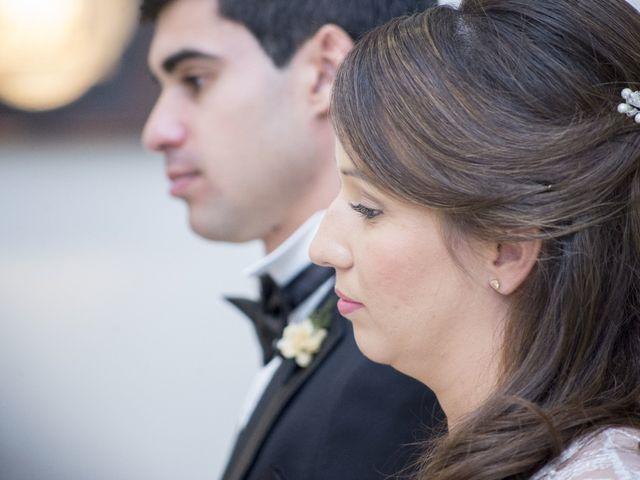 El casamiento de Gisela y J. Manuel