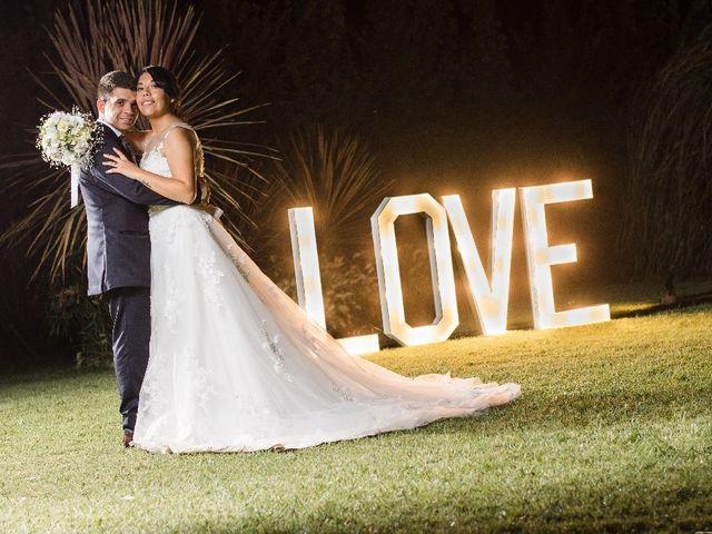 El casamiento de Yamila y Martín