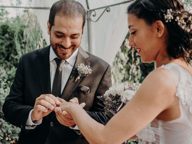 El casamiento de Maru y Edu