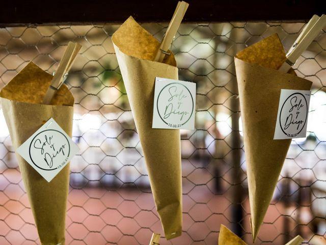 El casamiento de Diego y Sole en Exaltacion de La Cruz, Buenos Aires 17