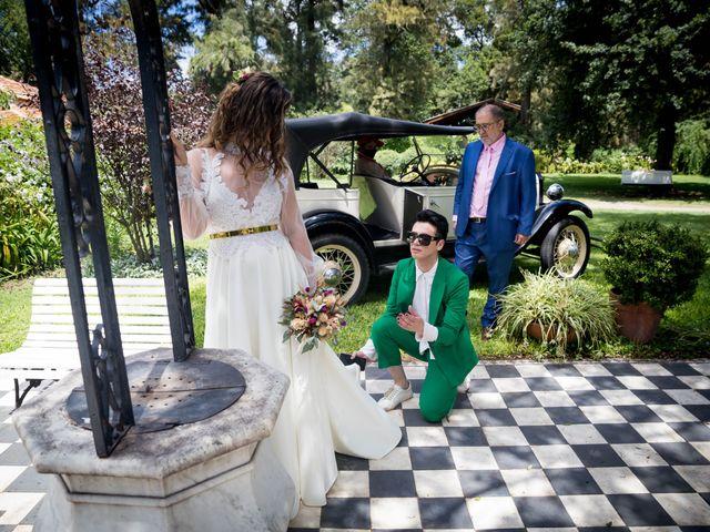 El casamiento de Diego y Sole en Exaltacion de La Cruz, Buenos Aires 25