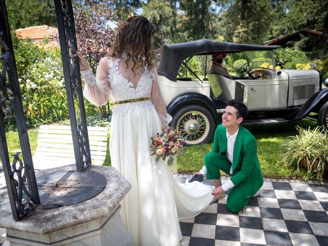 El casamiento de Diego y Sole en Exaltacion de La Cruz, Buenos Aires 26