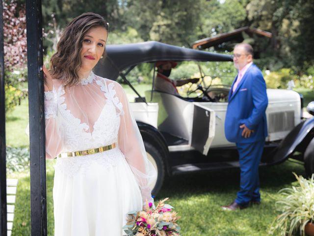 El casamiento de Diego y Sole en Exaltacion de La Cruz, Buenos Aires 27