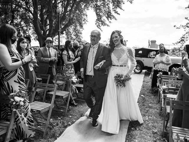 El casamiento de Diego y Sole en Exaltacion de La Cruz, Buenos Aires 32