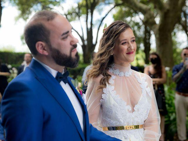 El casamiento de Diego y Sole en Exaltacion de La Cruz, Buenos Aires 33