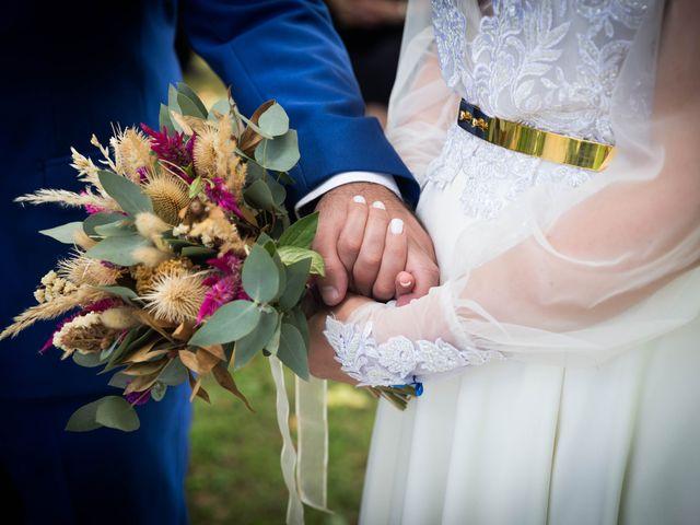 El casamiento de Diego y Sole en Exaltacion de La Cruz, Buenos Aires 34
