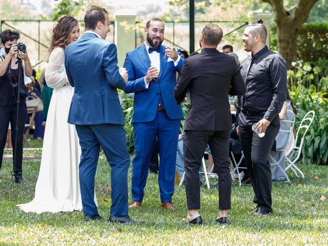 El casamiento de Diego y Sole en Exaltacion de La Cruz, Buenos Aires 48