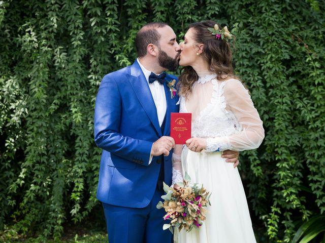 El casamiento de Diego y Sole en Exaltacion de La Cruz, Buenos Aires 49