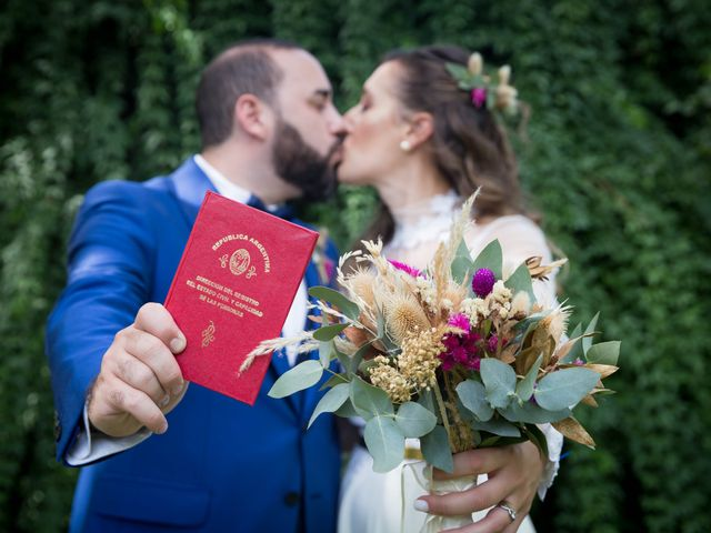 El casamiento de Diego y Sole en Exaltacion de La Cruz, Buenos Aires 50