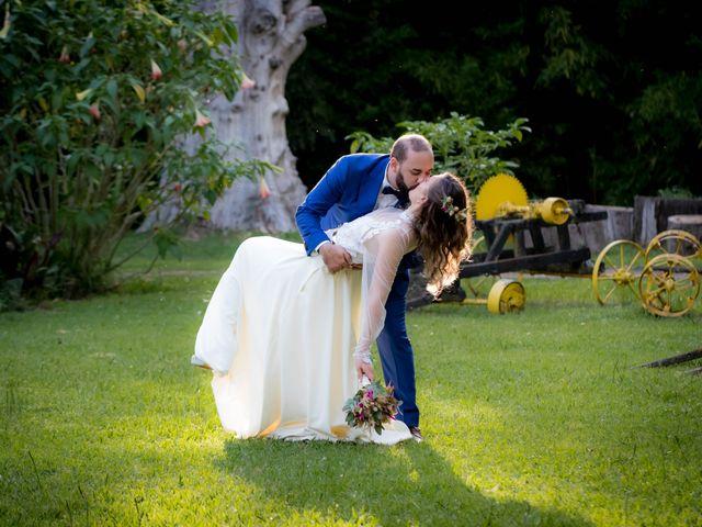 El casamiento de Diego y Sole en Exaltacion de La Cruz, Buenos Aires 54