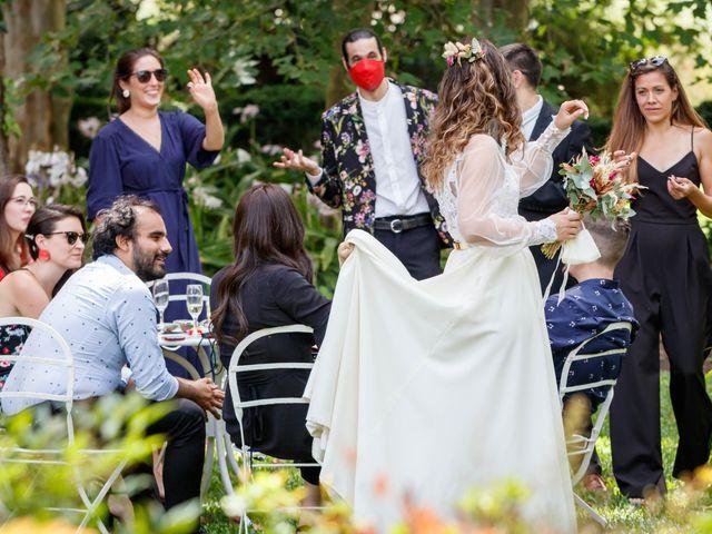 El casamiento de Diego y Sole en Exaltacion de La Cruz, Buenos Aires 55