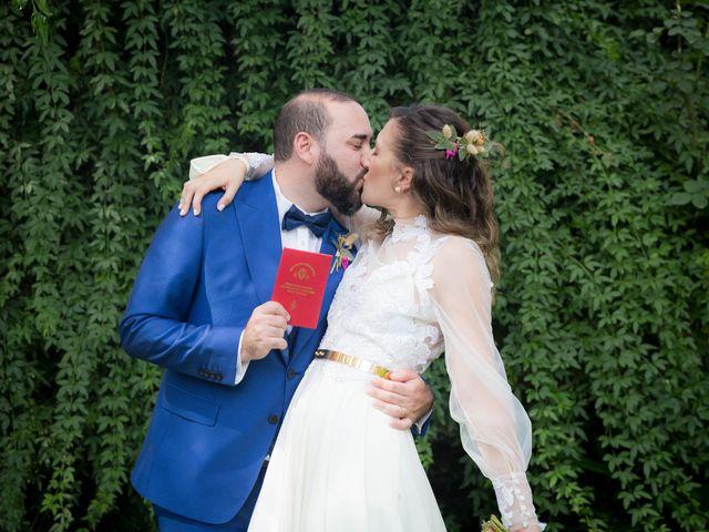 El casamiento de Diego y Sole en Exaltacion de La Cruz, Buenos Aires 57
