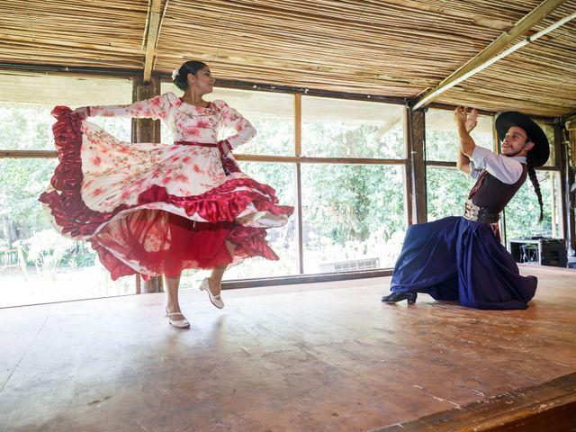 El casamiento de Diego y Sole en Exaltacion de La Cruz, Buenos Aires 61