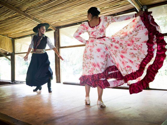 El casamiento de Diego y Sole en Exaltacion de La Cruz, Buenos Aires 62