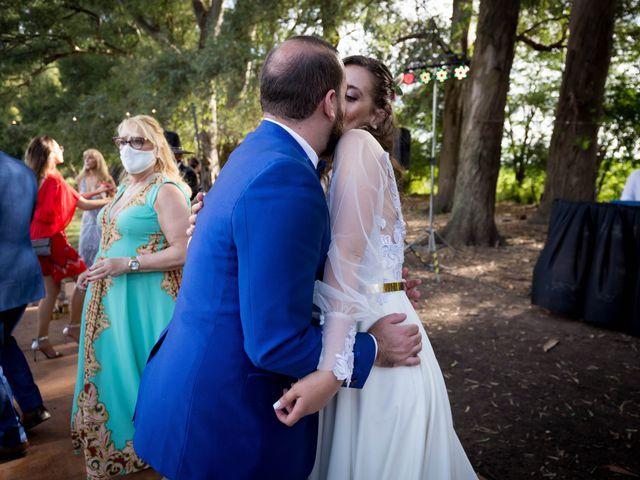 El casamiento de Diego y Sole en Exaltacion de La Cruz, Buenos Aires 63