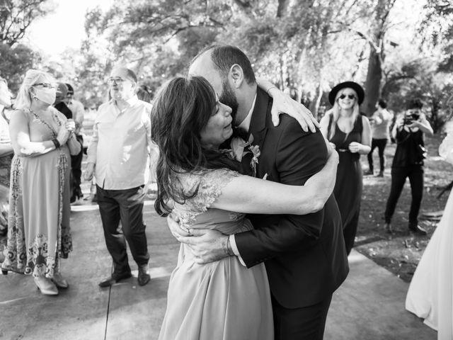 El casamiento de Diego y Sole en Exaltacion de La Cruz, Buenos Aires 64