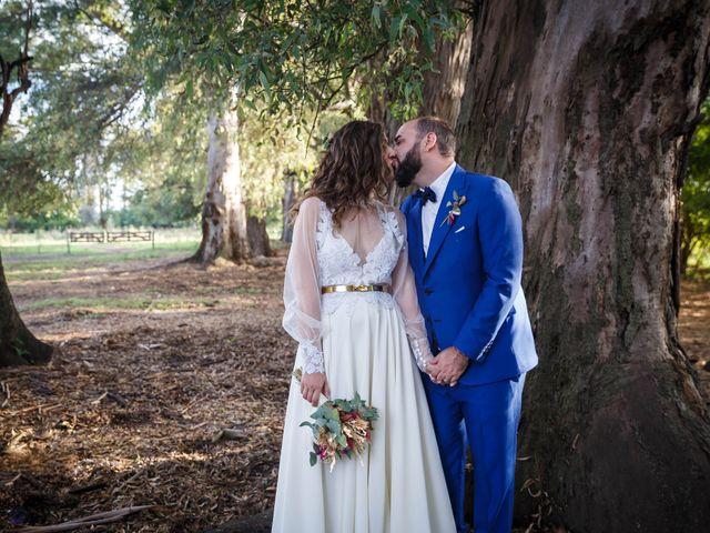 El casamiento de Diego y Sole en Exaltacion de La Cruz, Buenos Aires 68
