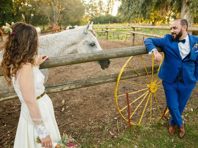 El casamiento de Diego y Sole en Exaltacion de La Cruz, Buenos Aires 74