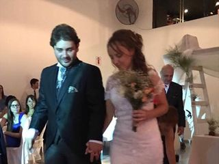 El casamiento de Natalia y Luis 2