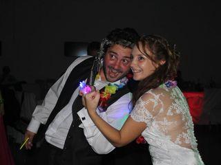 El casamiento de Natalia y Luis